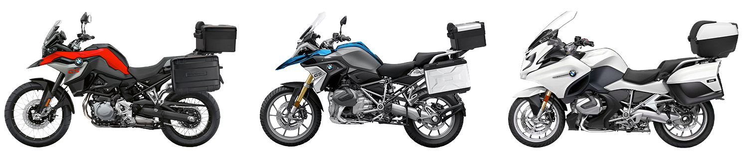 BMW motorcycle rental in Spain & Portugal