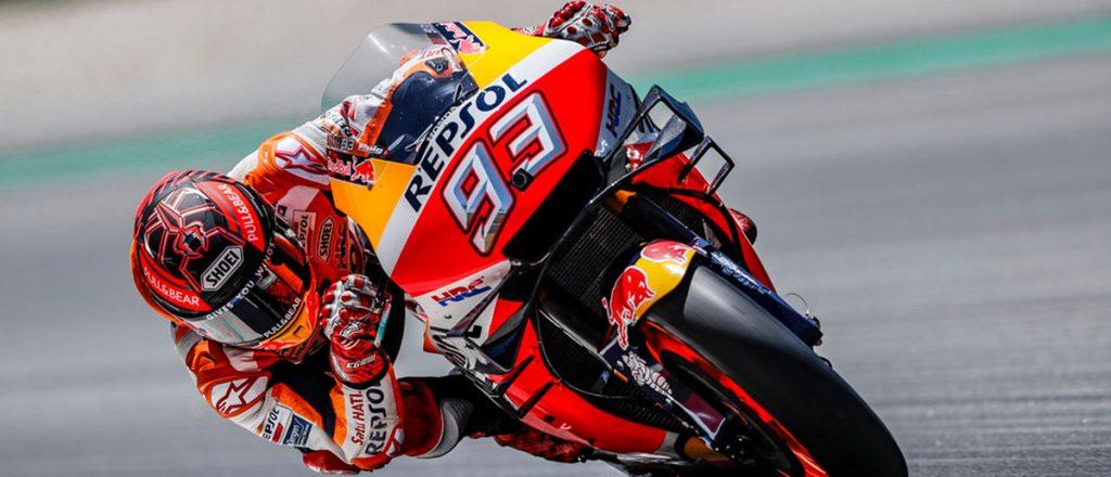 Tour organizado en moto MotoGP Cataluna