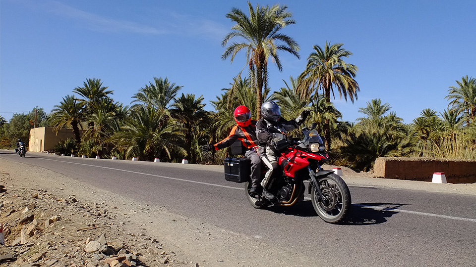 Motorcycle Tours in Morocco