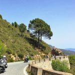 Ruta organizada en moto Europa España Andalucia