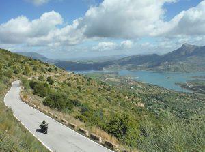 Ruta organizada en moto MotoGP Jerez
