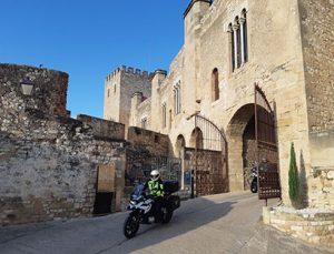 Ruta organizada en moto MotoGP Valencia Cheste: Barcelona a Ribera del Ebro