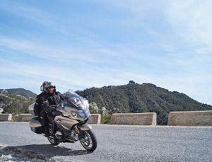 Ruta organizada en moto MotoGP Valencia Cheste: Costa Tropical a Málaga