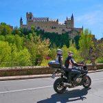 Ruta organizada en moto Europa España Central