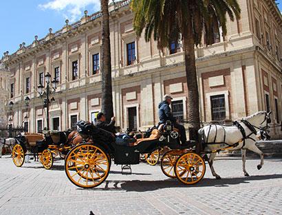 Sevilla – día de descanso