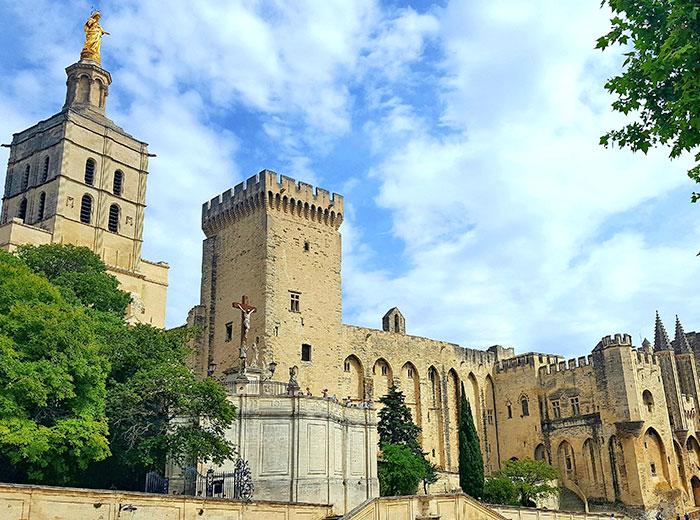 Briançon – Avignon