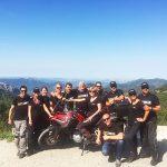Viaje organizado en moto Europa España Andalucia
