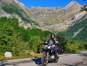 Viaje organizado en moto MotoGP Cataluña: Parque Natural de Ordesa y Monte Perdido a Valle del Tena
