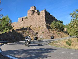 Viaje organizado en moto MotoGP Cataluña: Valle de Bohí a Cardona