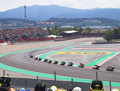 GP Catalunya – día de la carrera