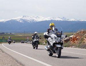 Viaje organizado moto Europa España Andalucia: Malaga a Granada