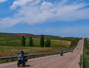 Viaje organizado moto Europa España Central: Trujillo a Toledo