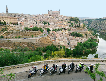Toledo – día de descanso