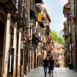 Viaje organizado moto Europa Norte España Verde