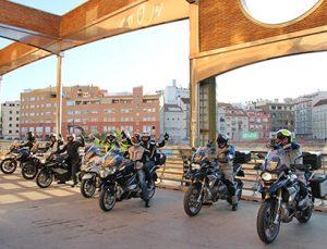 Viaje organizado moto Marruecos: Malaga