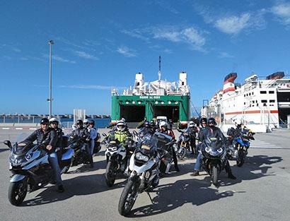 Málaga - Rabat