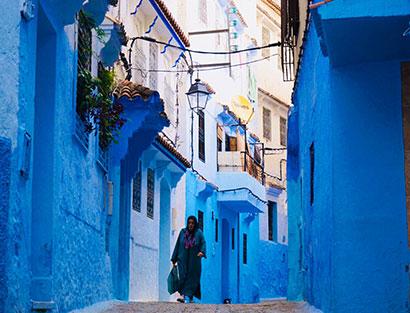 Fez  - Ceuta
