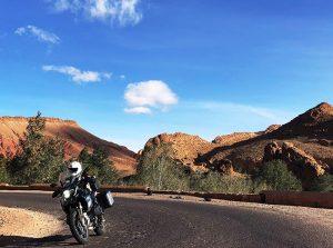 Viaje organizado moto por Marruecos