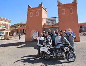 Ruta organizada en moto por Marruecos: Ait Ben Haddou a Marrakech