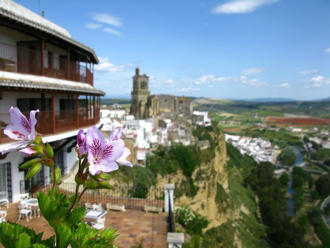 Sevilla - Pueblos Blancos