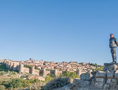 Madrid – Segovia - Ávila