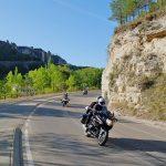 Ruta organizada en moto Europa España y Portugal IMTBIKE