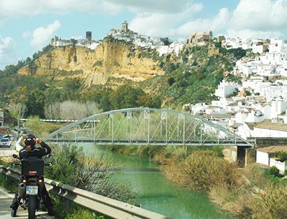 Sevilla – Sierra de Grazalema - Pueblos Blancos