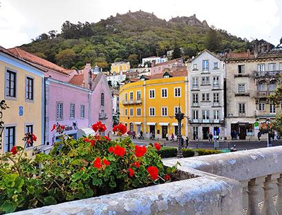 Cascais (Lisboa) - día de descanso