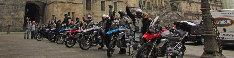 IMTBike Motorcycle Rental Seville