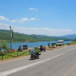 Ruta organizada IMTBIKE por Cerdeña en moto