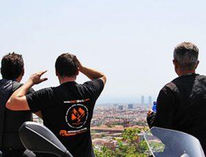 Viaje organizado moto Europa Pirineos Costa a Costa: Cardona a Barcelona