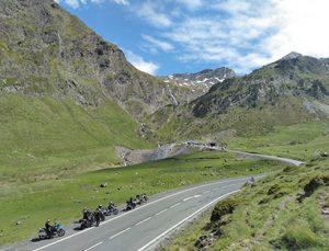 Viaje organizado moto Europa Pirineos Costa a Costa: Seo de Urgel a Bielsa