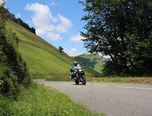 Viaje organizado moto Europa Pirineos Costa a Costa: Valle de Tena a San Sebastián