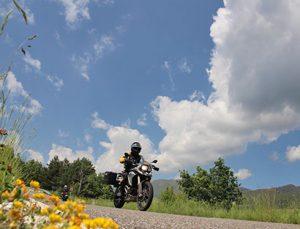 Viaje organizado moto Europa Pirineos Costa a Costa: San Sebatián a Pamplona
