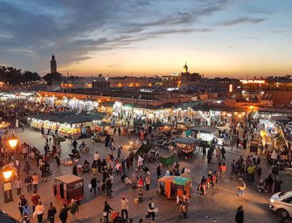 Afourer  - Marrakech