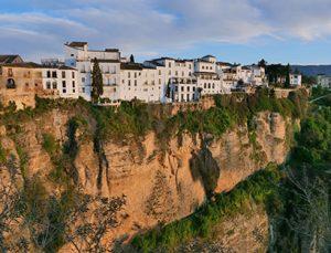 Viaje organizado en moto por Andalucía: Sevilla - Ronda