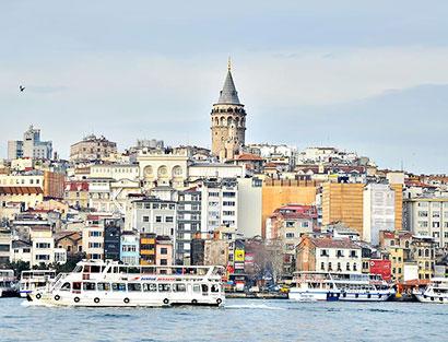 Llegada a Estambul y cena de bienvenida