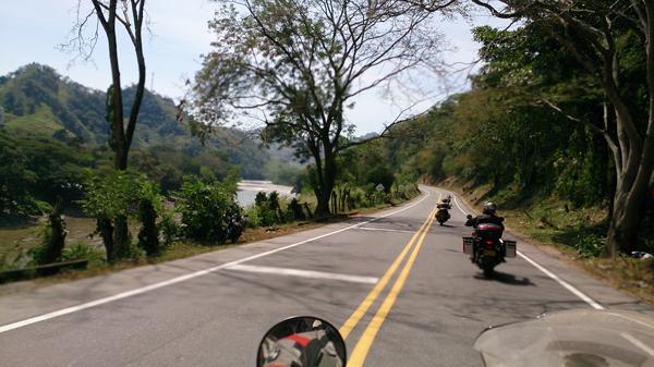 Bucaramanga – Honda
