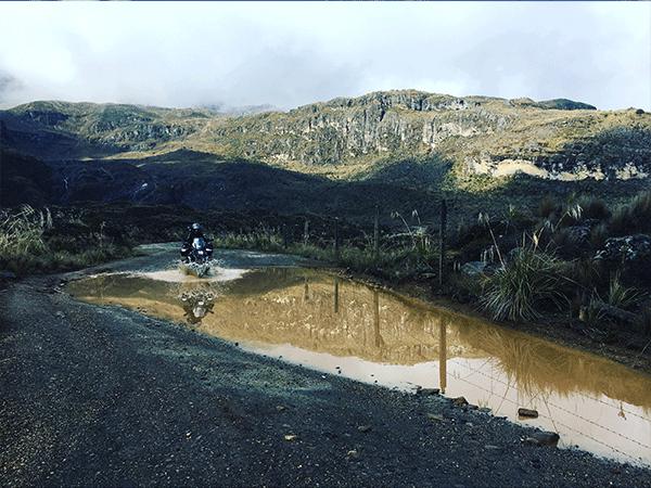 La Tatacoa - Parque arqueológico de San Agustin - Popyán ( 70 km Offroad)