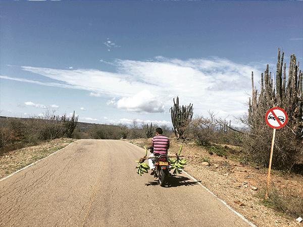 Honda - Desierto La Tatacoa (50 km Offroad)