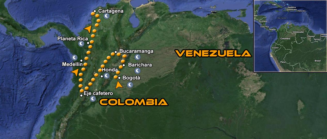 Colombia Colorida IMTBIKE