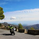 Ruta organizada por Europa Portugal en moto IMTBIKE