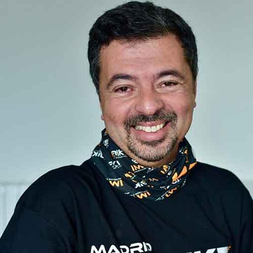 mauricio IMTBIKE