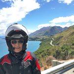 Ruta organizada en moto Nueva Zelanda