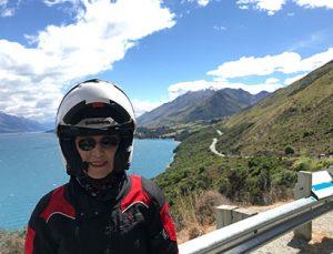 Tour organizado en moto Nueva Zelanda: Franz Josef to Queenstown