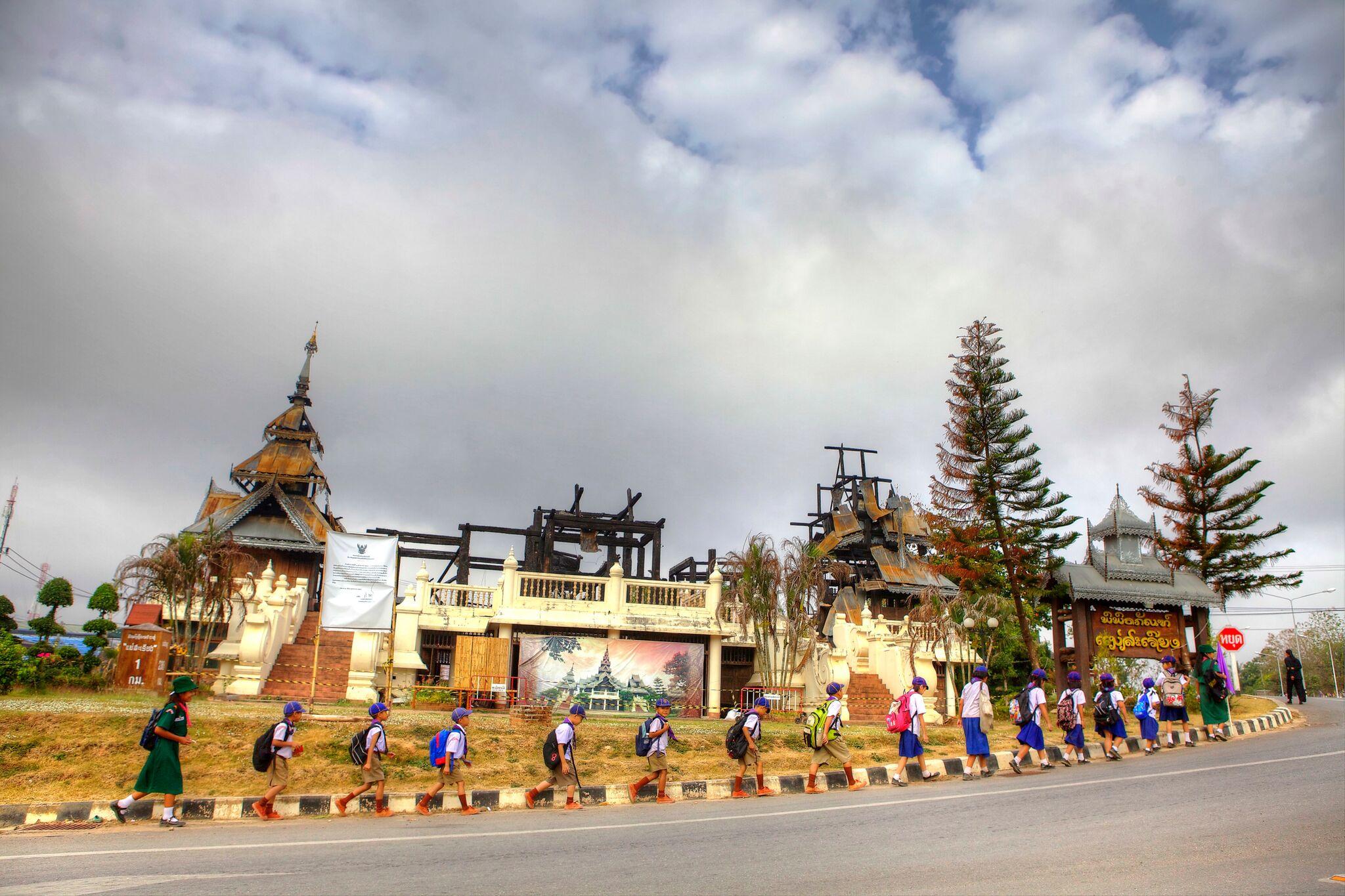 Sukhothai - Mae Sot