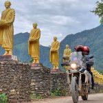 Ruta organizada en moto Tailandia