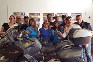 Viaje en moto Portugal & Sur de España con IMTBIKE