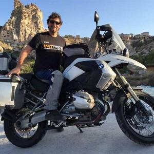 Viaje en moto en turquia
