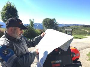 guía de la agencia de viajes en moto organizados IMTBIKE Martín Cebrián